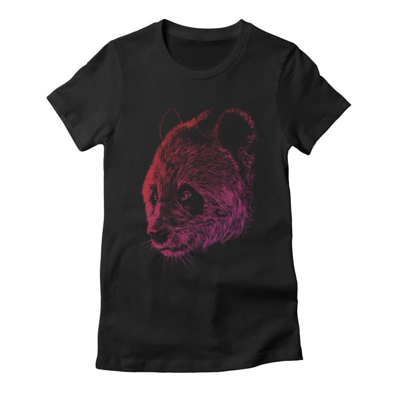 PEN-DA Women's Fitted T-Shirt by RGRLV