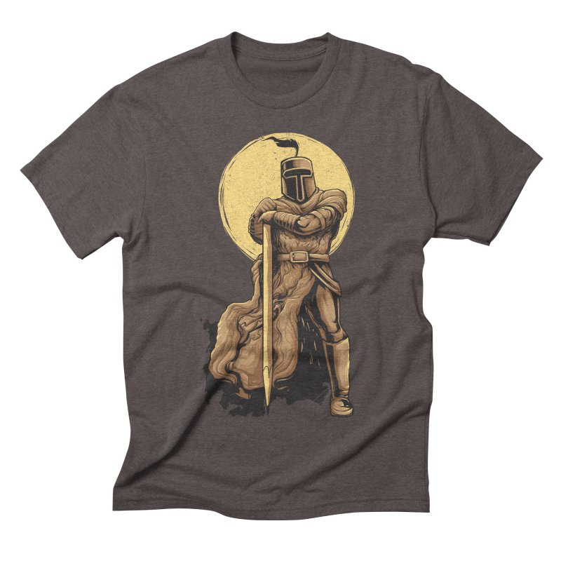 CHOOSE YOUR WEAPON Men's Triblend T-shirt by RGRLV