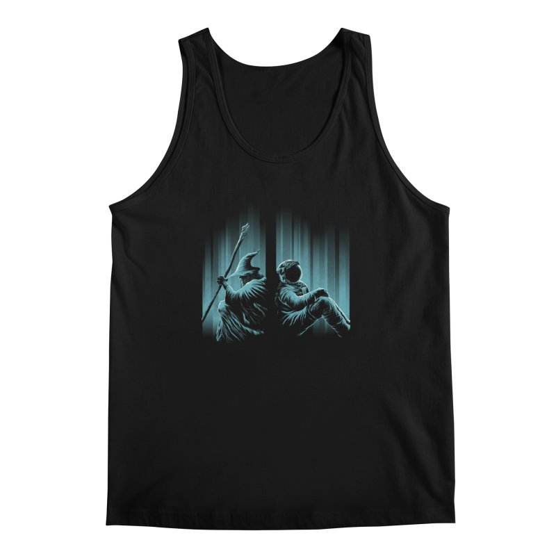 WHERE IS THE MIDDLE EARTH? Men's Tank by RGRLV
