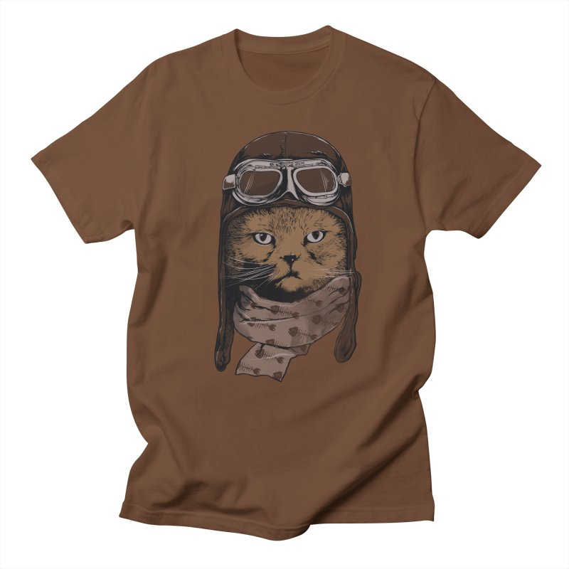 AEROCAT Men's T-shirt by RGRLV