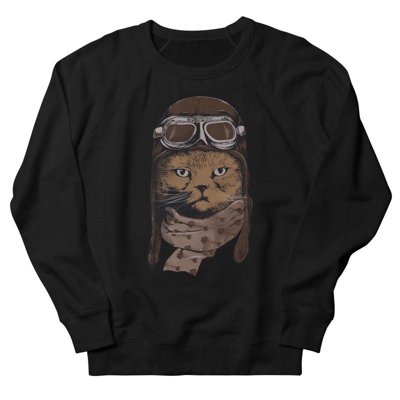 AEROCAT Men's Sweatshirt by RGRLV