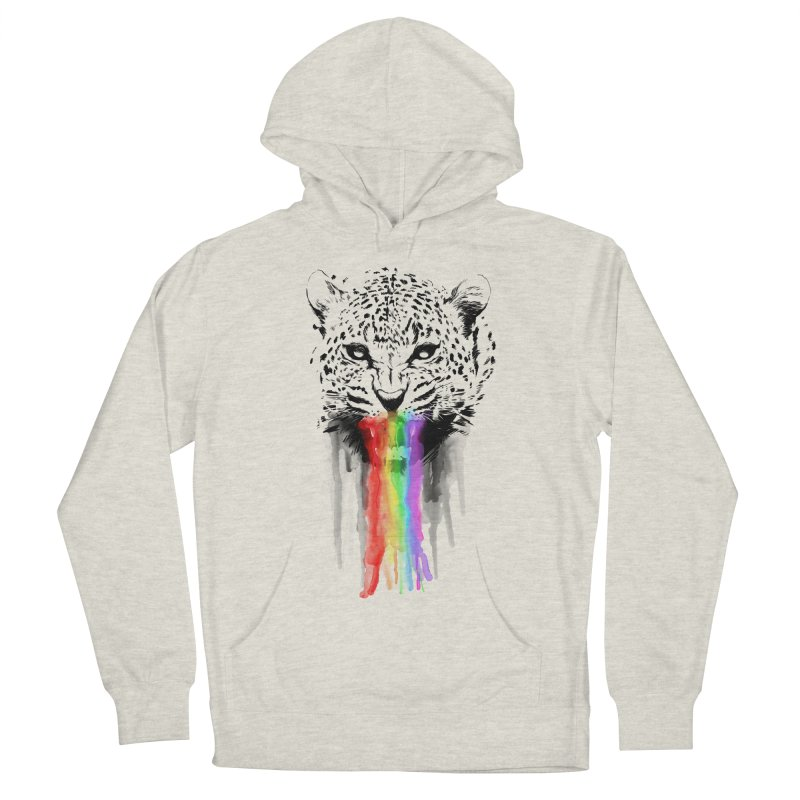 WILD BLEED Men's Pullover Hoody by RGRLV
