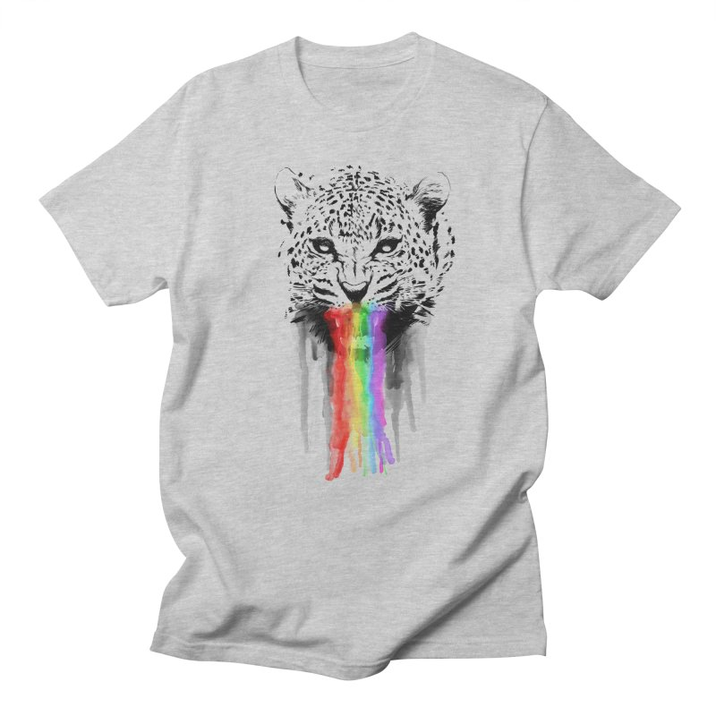 WILD BLEED Men's T-shirt by RGRLV