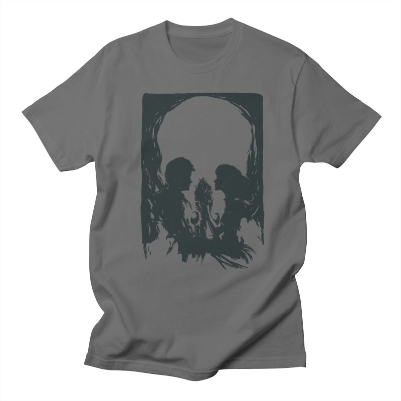 'TIL DEATH DO US PART Men's T-shirt by RGRLV