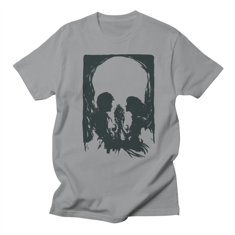 'TIL DEATH DO US PART Men's T-shirt by RGRLV