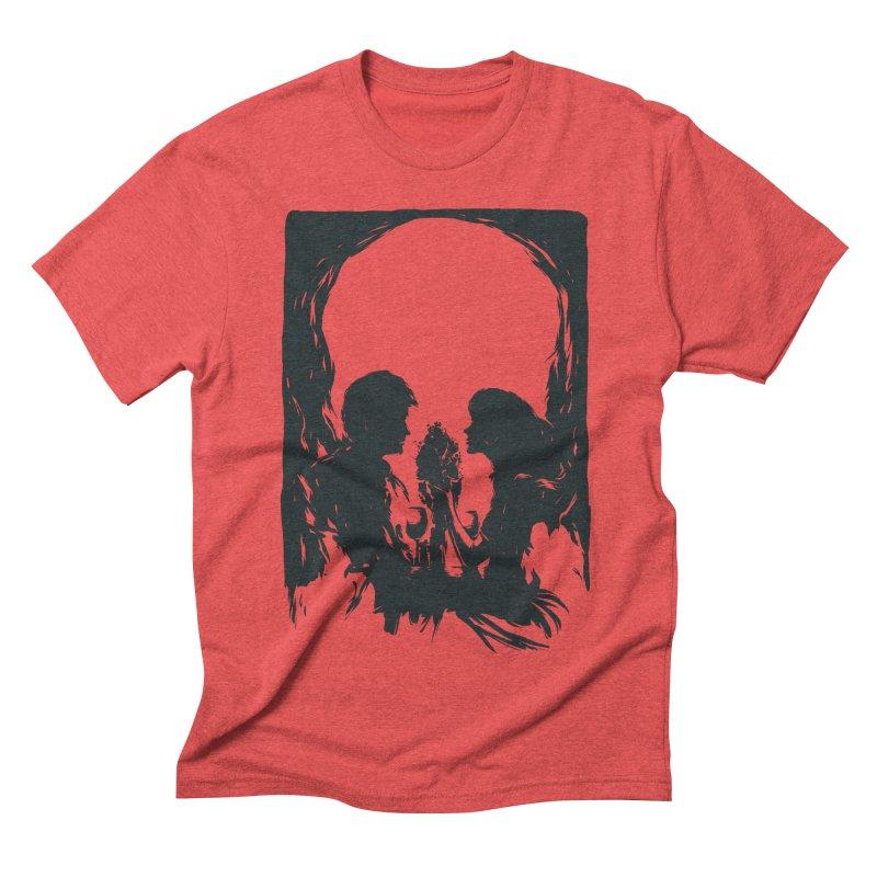 'TIL DEATH DO US PART Men's Triblend T-shirt by RGRLV