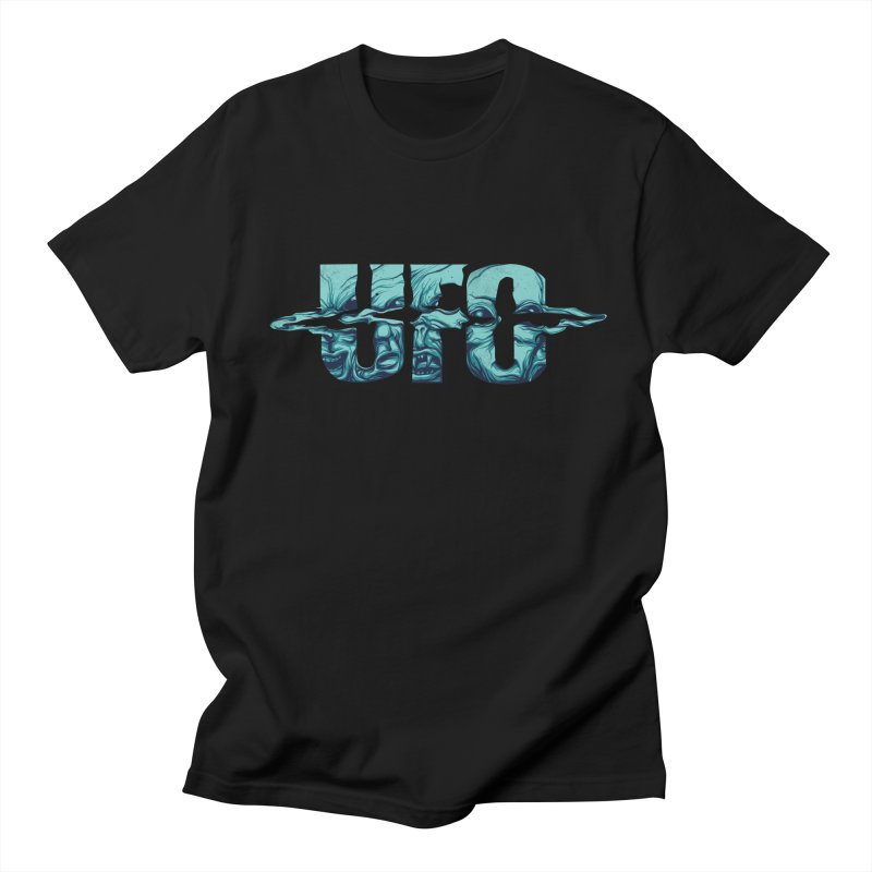 UFO Men's T-shirt by RGRLV