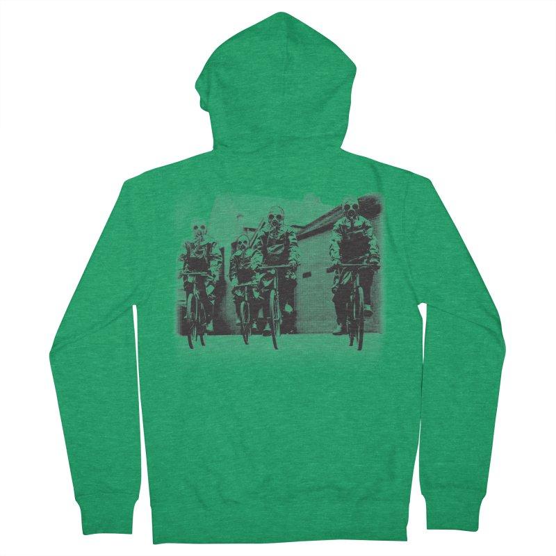 Masked Riders Men's Zip-Up Hoody by ULTRA EPIC MEGA STOKE RAD