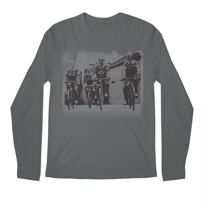 Masked Riders Men's Longsleeve T-Shirt by ULTRA EPIC MEGA STOKE RAD