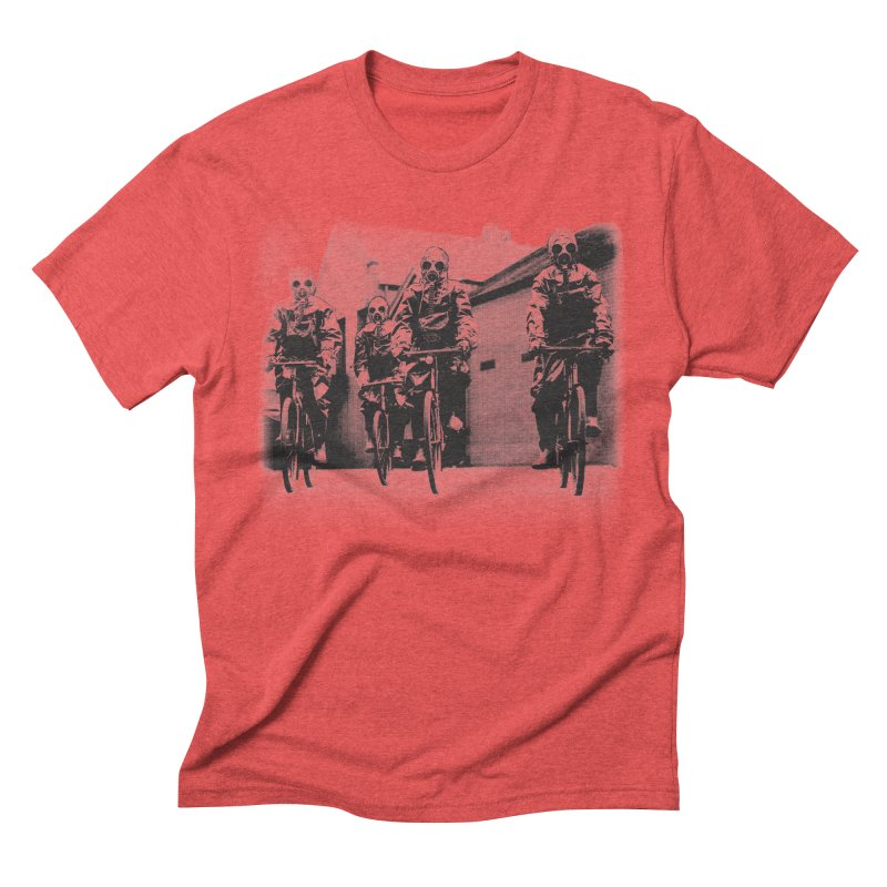 Masked Riders Men's T-Shirt by ULTRA EPIC MEGA STOKE RAD