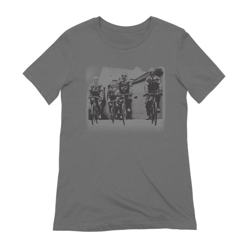 Masked Riders Women's T-Shirt by ULTRA EPIC MEGA STOKE RAD