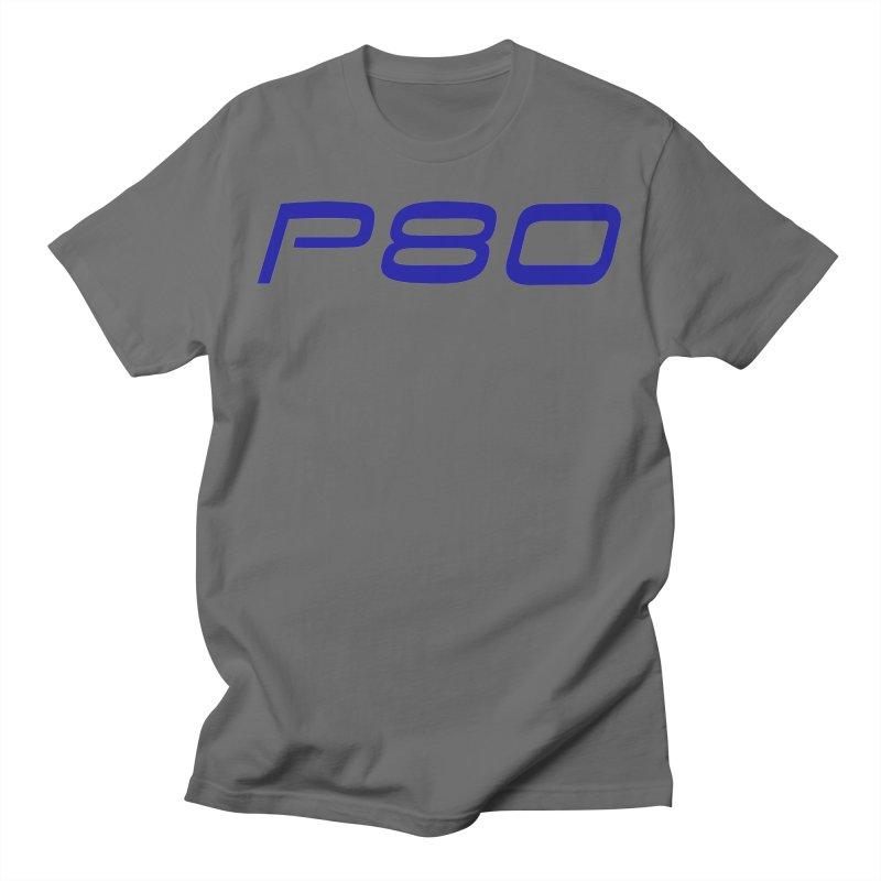 P80 Badge Men's T-Shirt by ULTRA EPIC MEGA STOKE RAD