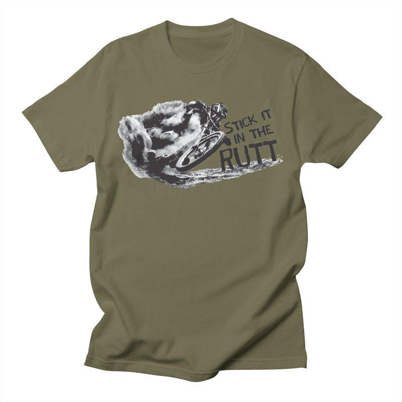Stick it in the Rutt Men's T-Shirt by ULTRA EPIC MEGA STOKE RAD