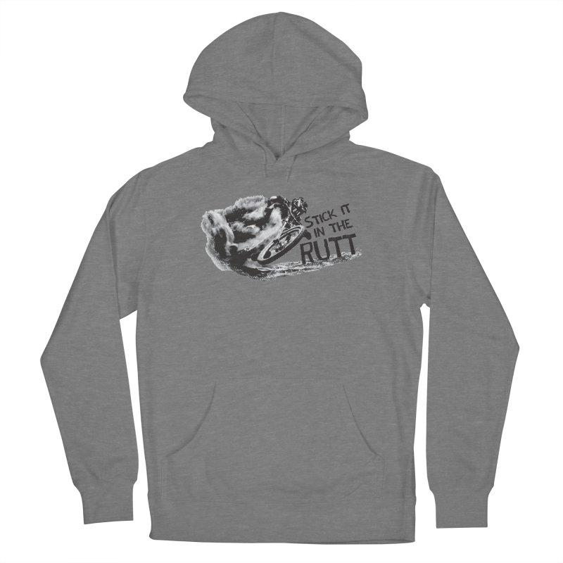 Stick it in the Rutt Women's Pullover Hoody by ULTRA EPIC MEGA STOKE RAD