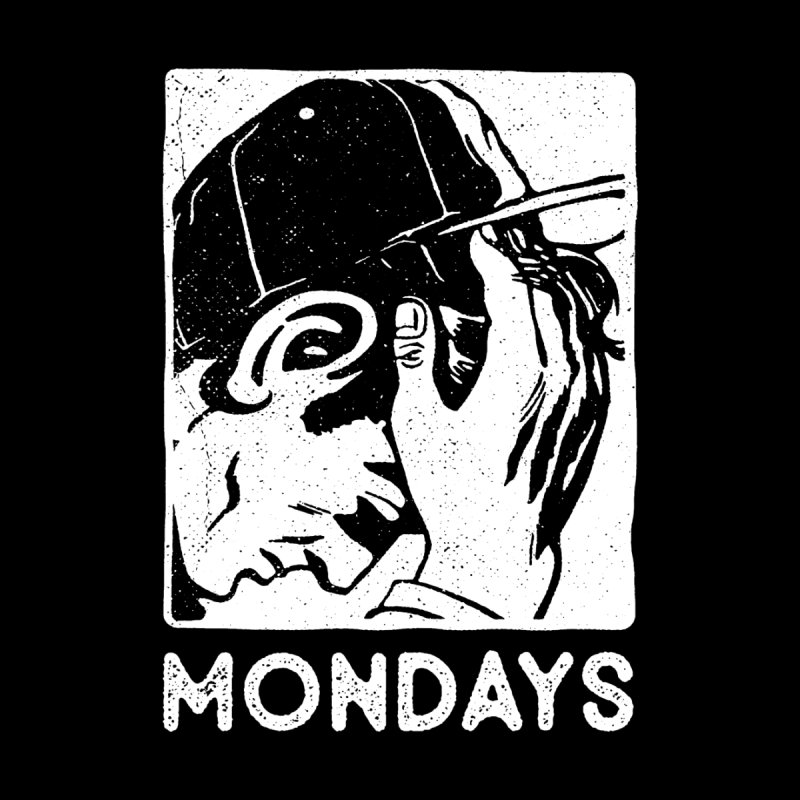 #mondays black   by Ohboy store