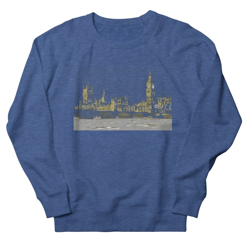 Sketchy Town Women's Sweatshirt by Inspired Human Artist Shop