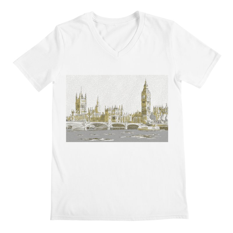 Sketchy Town   by Inspired Human Artist Shop