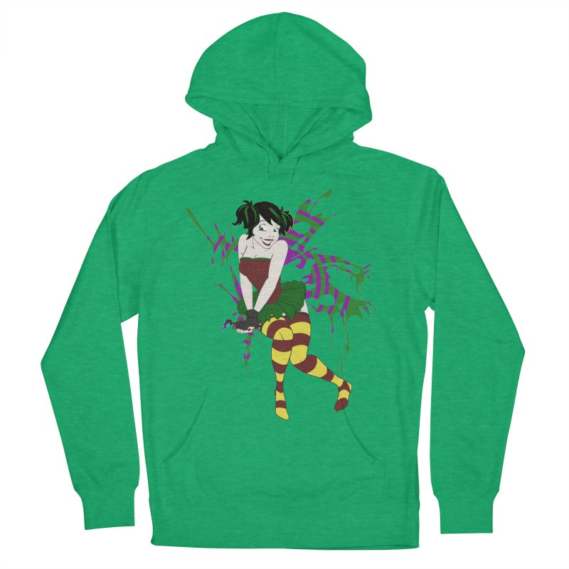 Artsy Fairy Women's Pullover Hoody by Inspired Human Artist Shop