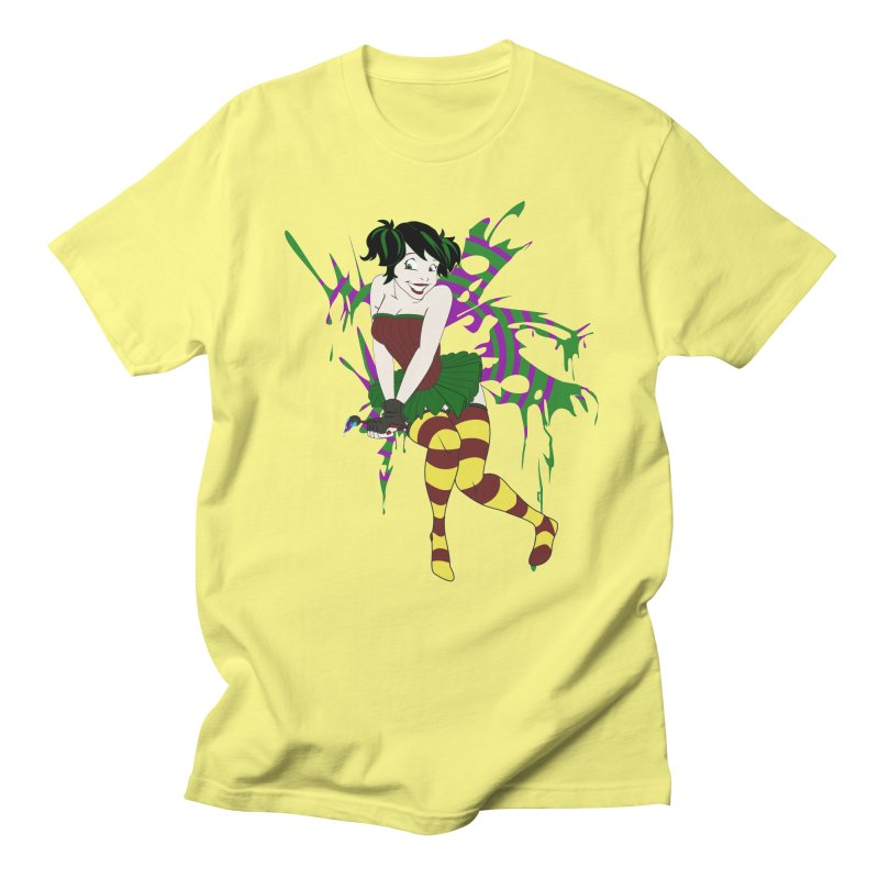Artsy Fairy Men's T-shirt by Inspired Human Artist Shop