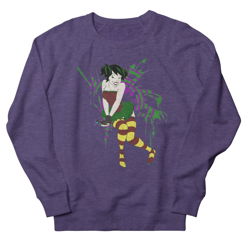 Artsy Fairy Men's Sweatshirt by Inspired Human Artist Shop