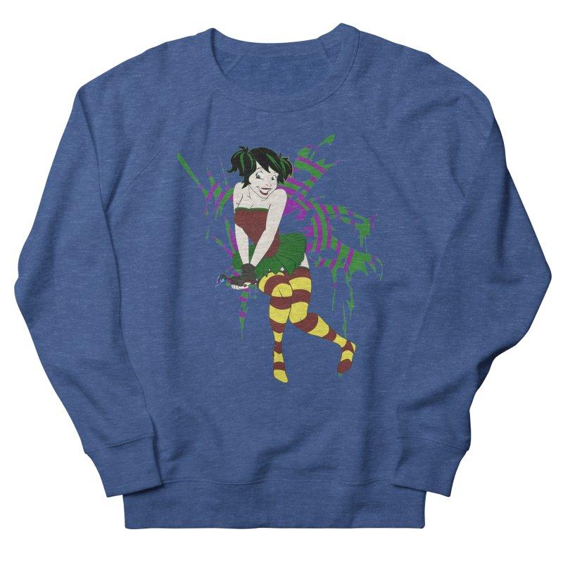 Artsy Fairy Men's Sweatshirt by Inspired Human Artist Shop
