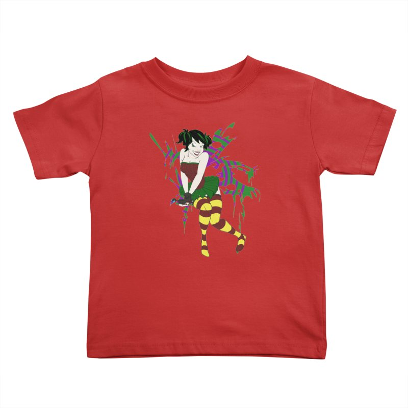 Artsy Fairy Kids Toddler T-Shirt by Inspired Human Artist Shop