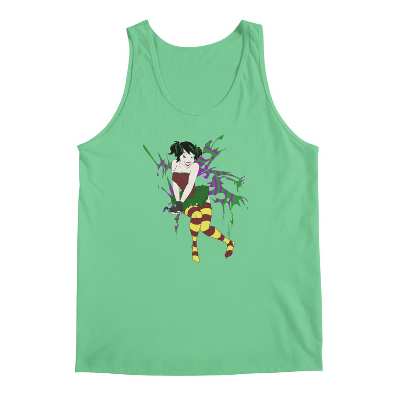 Artsy Fairy Men's Tank by Inspired Human Artist Shop