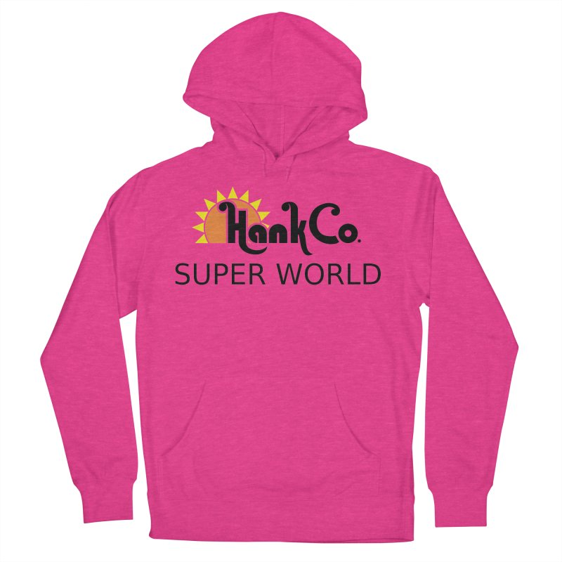 Hank Co. Women's Pullover Hoody by Inspired Human Artist Shop