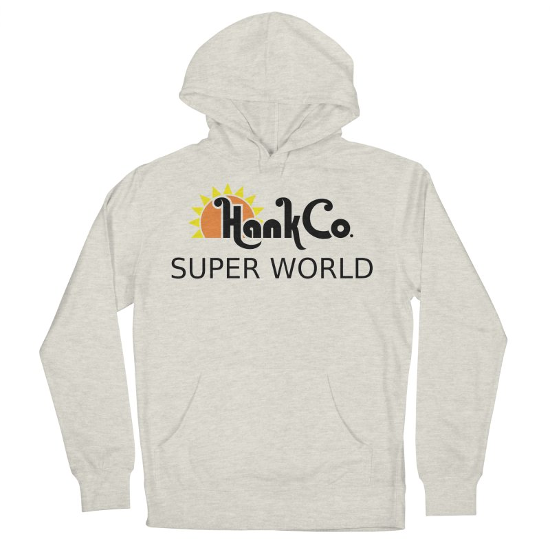 Hank Co. Men's Pullover Hoody by Inspired Human Artist Shop