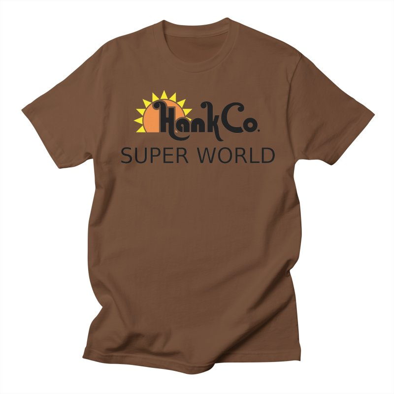 Hank Co. Men's T-Shirt by Inspired Human Artist Shop