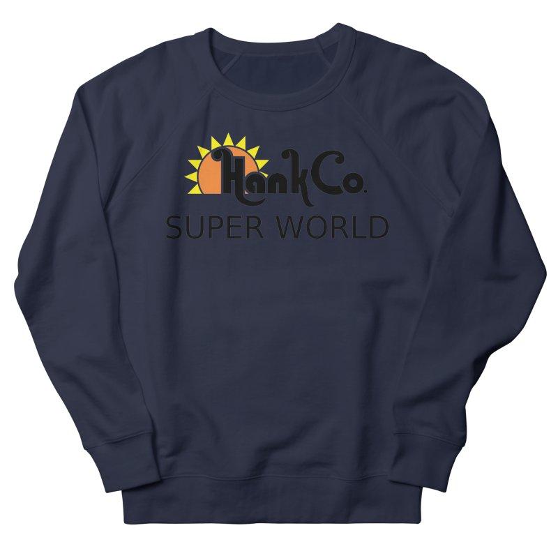 Hank Co. Men's Sweatshirt by Inspired Human Artist Shop