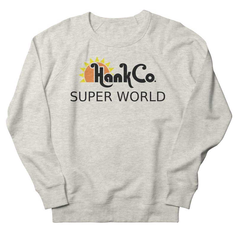 Hank Co. Men's Sweatshirt by Inspired Human Artist Shop