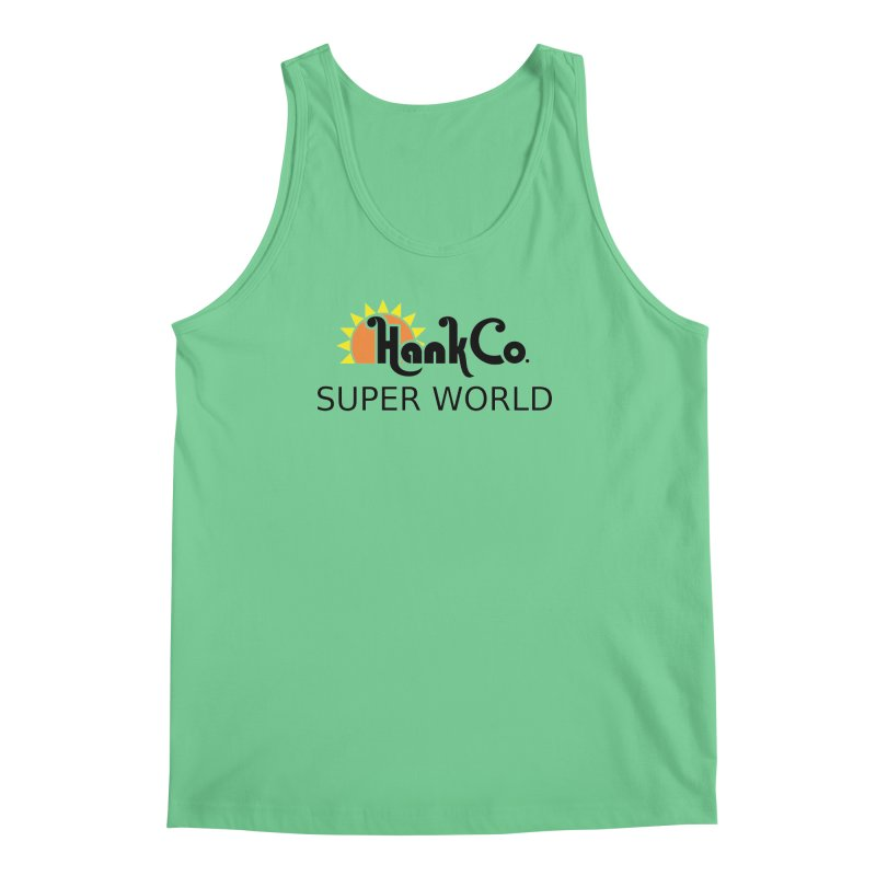 Hank Co. Men's Tank by Inspired Human Artist Shop