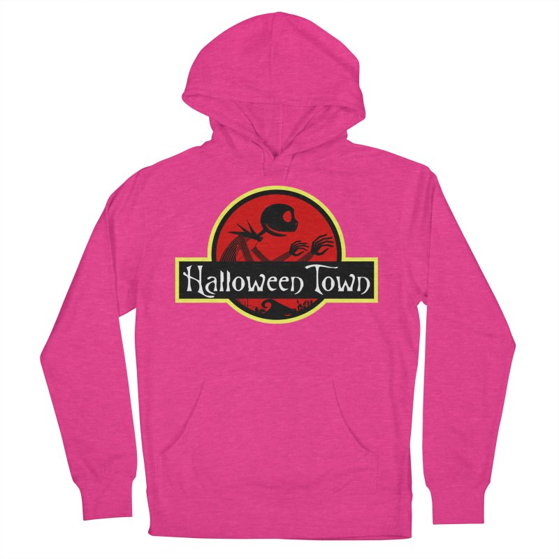 Welcome to Halloween Town Women's Pullover Hoody by Inspired Human Artist Shop