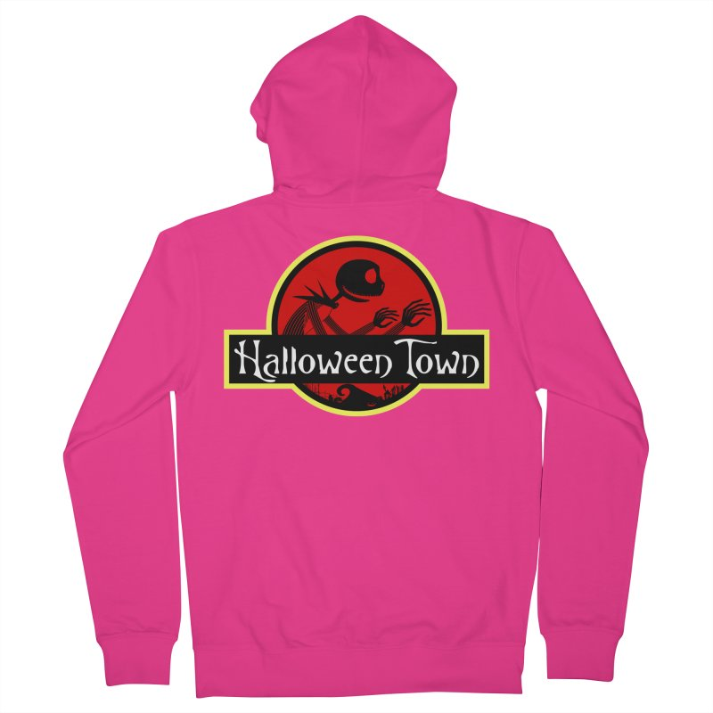 Welcome to Halloween Town   by Inspired Human Artist Shop