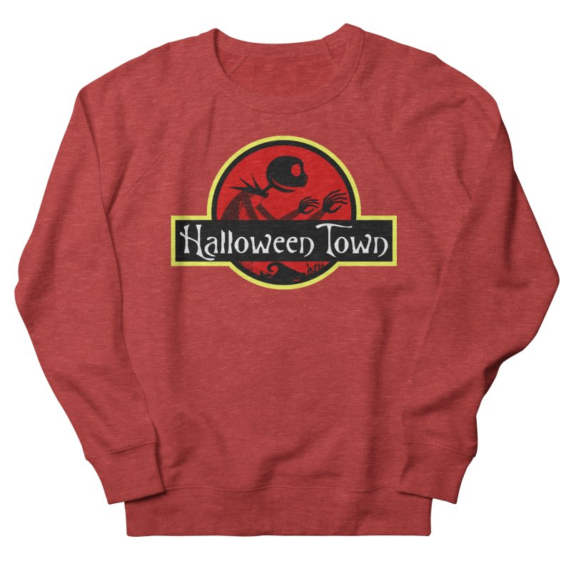 Welcome to Halloween Town Women's Sweatshirt by Inspired Human Artist Shop