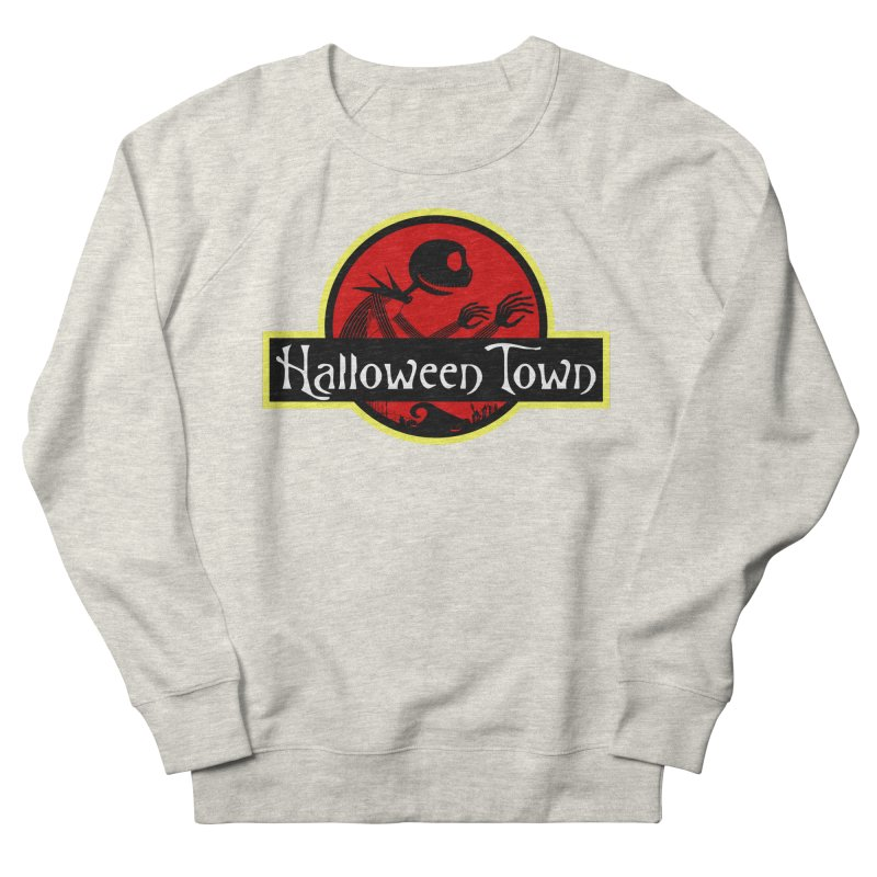 Welcome to Halloween Town Women's Sweatshirt by Inspired Human Artist Shop