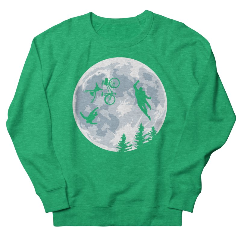 Extraterrestrial vs Extraordinaryterrestrial Women's Sweatshirt by Inspired Human Artist Shop