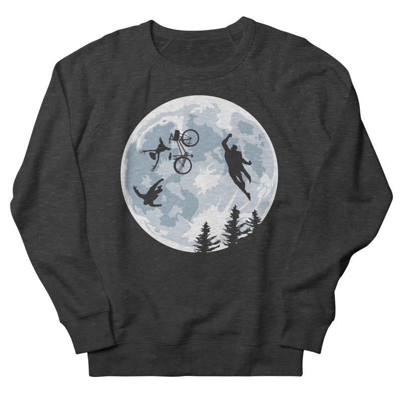 Extraterrestrial vs Extraordinaryterrestrial Men's Sweatshirt by Inspired Human Artist Shop