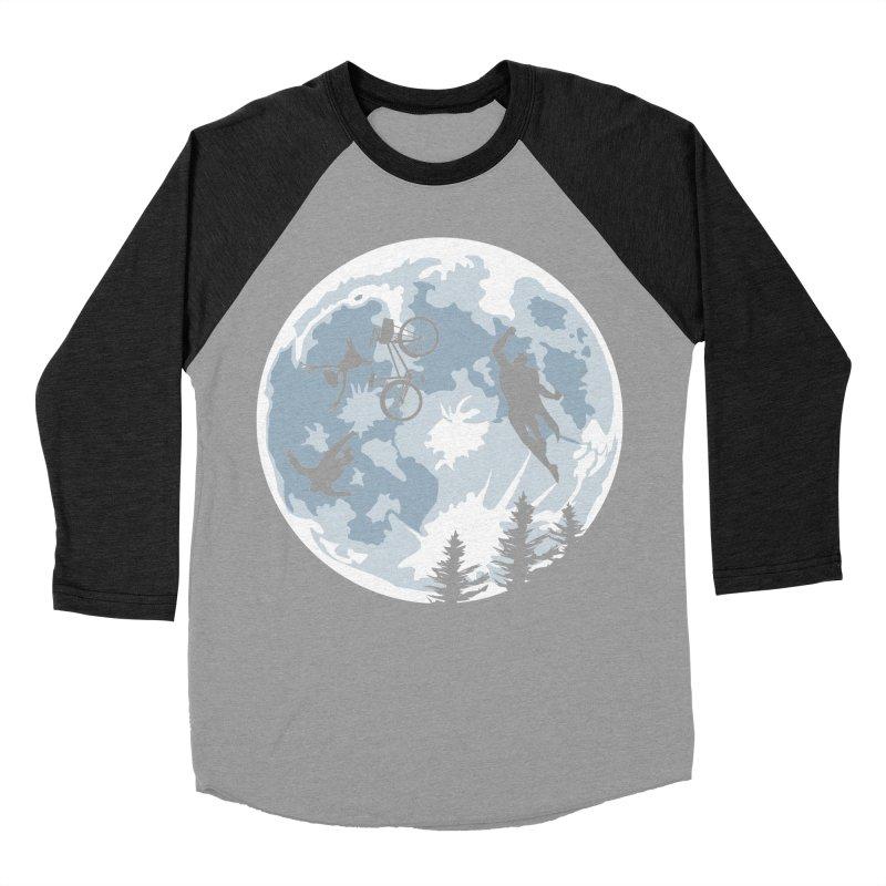 Extraterrestrial vs Extraordinaryterrestrial Women's Baseball Triblend T-Shirt by Inspired Human Artist Shop
