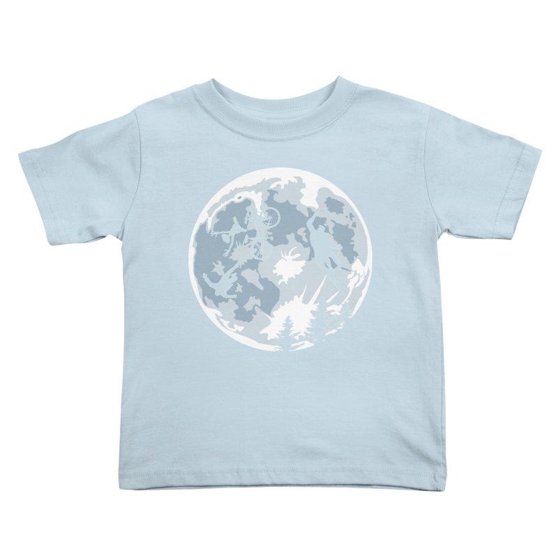 Extraterrestrial vs Extraordinaryterrestrial Kids Toddler T-Shirt by Inspired Human Artist Shop