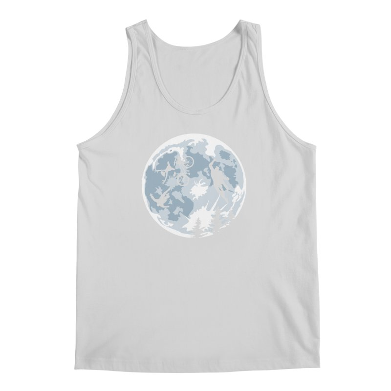 Extraterrestrial vs Extraordinaryterrestrial Men's Tank by Inspired Human Artist Shop
