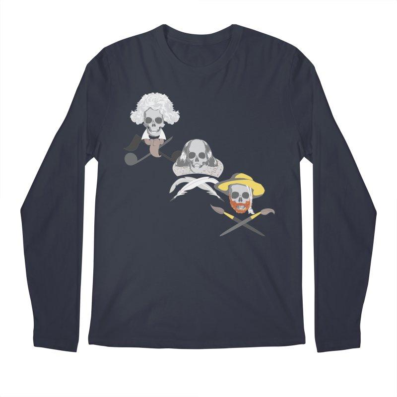 Artist Dead Men's Longsleeve T-Shirt by Inspired Human Artist Shop