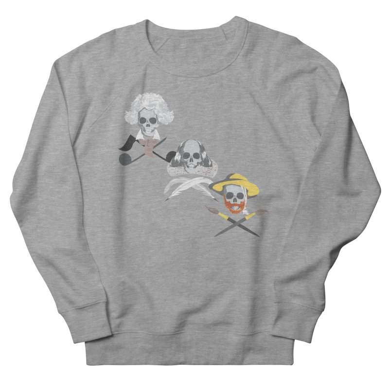Artist Dead Men's Sweatshirt by Inspired Human Artist Shop
