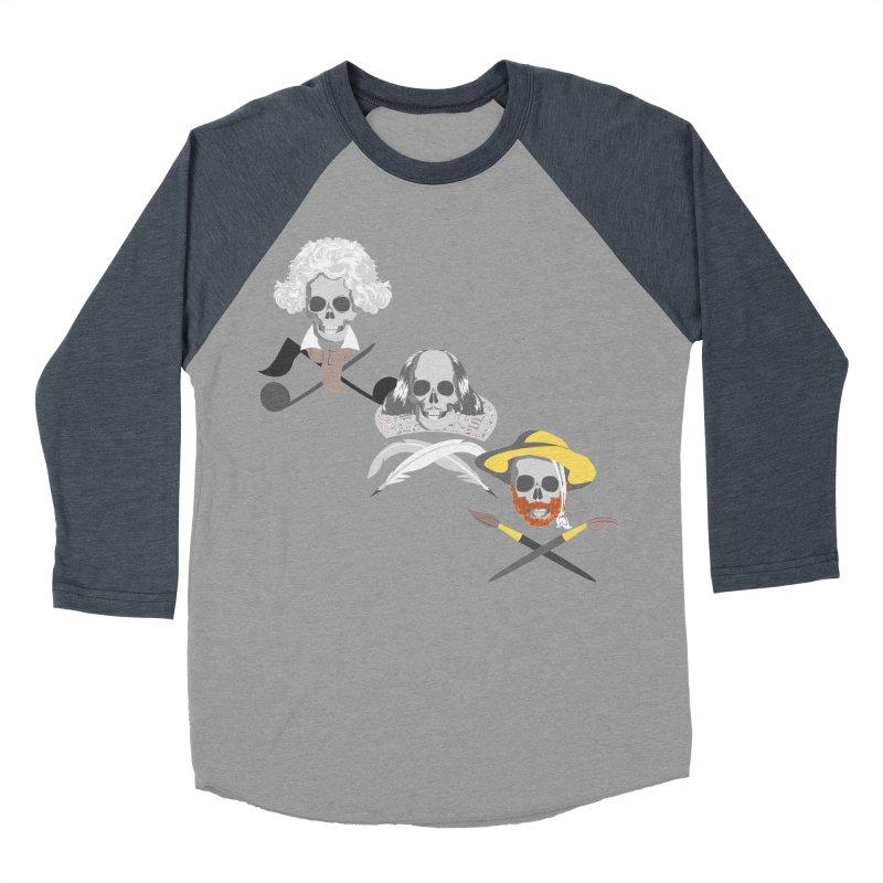 Artist Dead Women's Baseball Triblend T-Shirt by Inspired Human Artist Shop