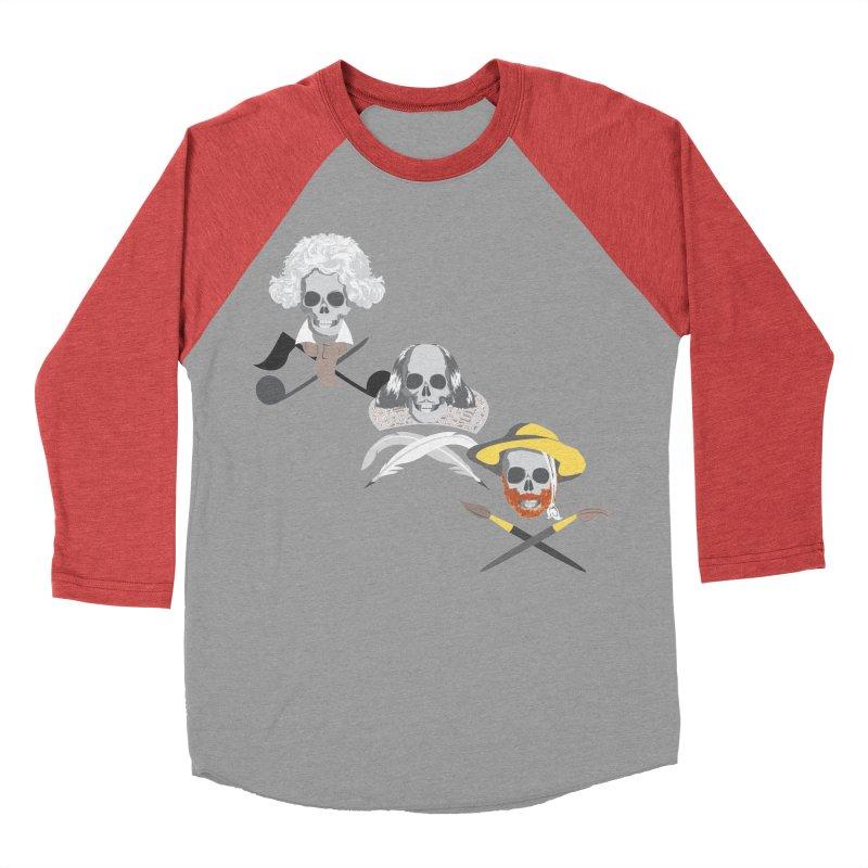 Artist Dead Men's Baseball Triblend T-Shirt by Inspired Human Artist Shop