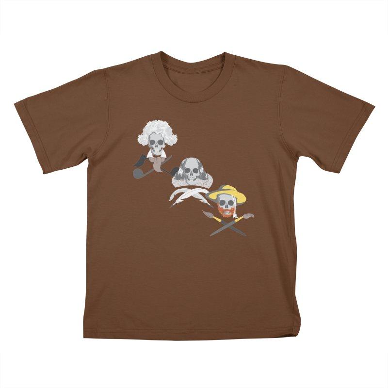 Artist Dead Kids T-Shirt by Inspired Human Artist Shop