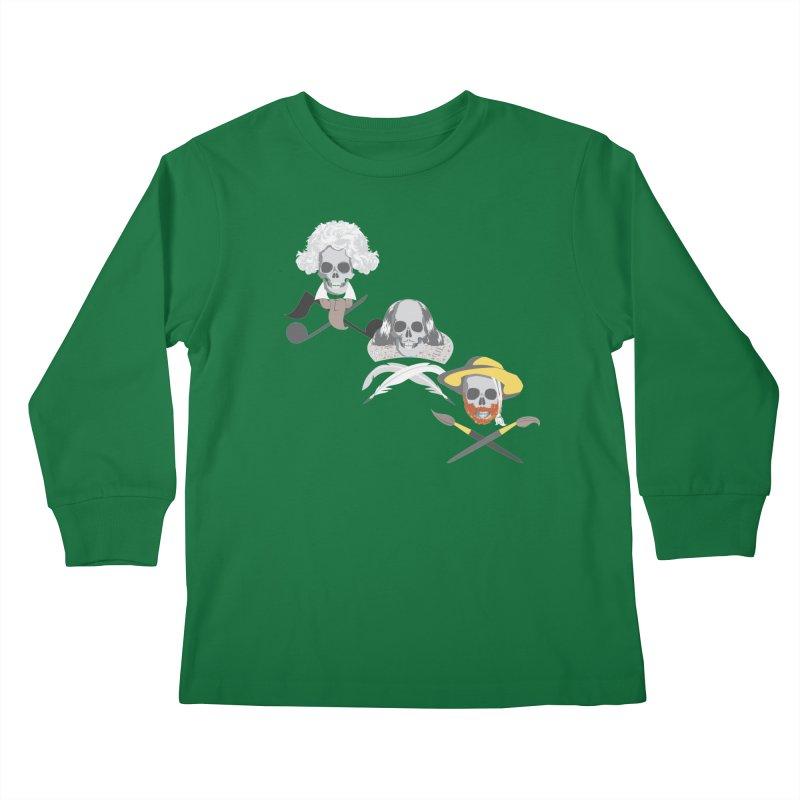 Artist Dead Kids Longsleeve T-Shirt by Inspired Human Artist Shop