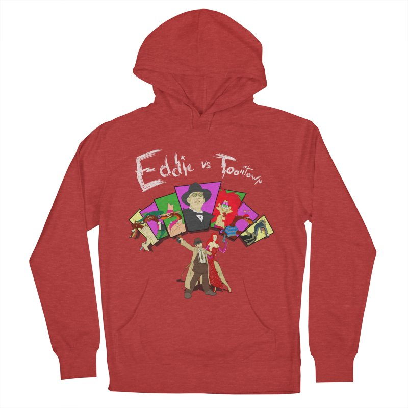 Eddie V. Women's Pullover Hoody by Inspired Human Artist Shop