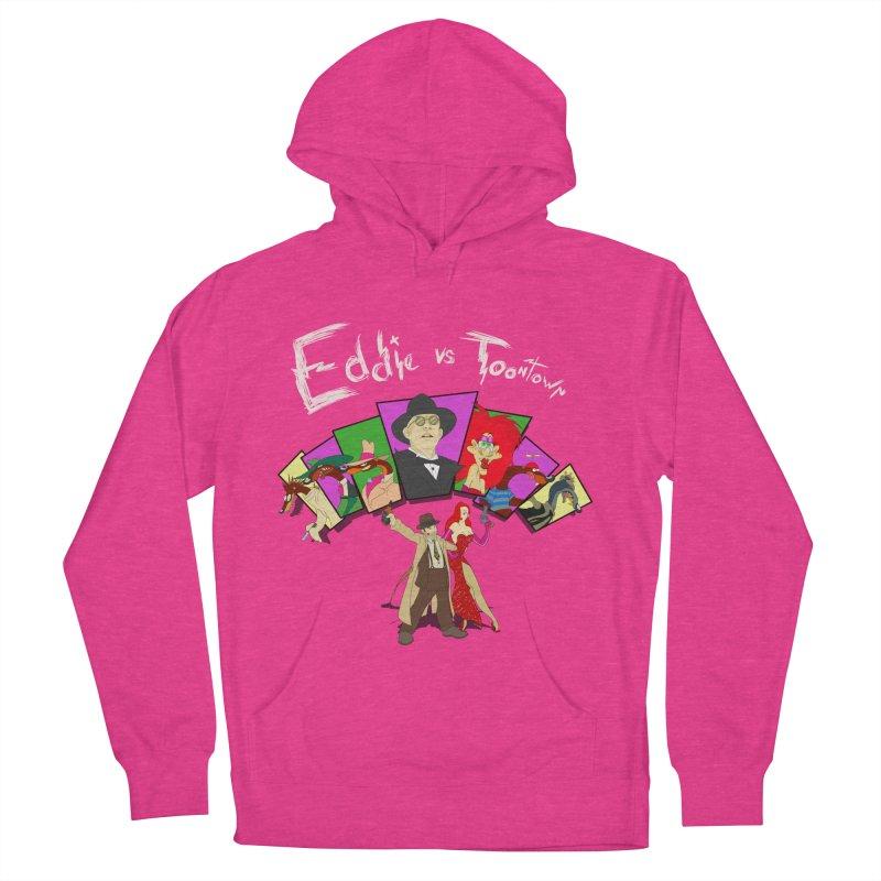 Eddie V. Men's Pullover Hoody by Inspired Human Artist Shop
